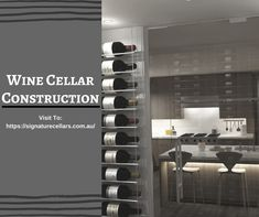 Spiral Cellars is a proper storage cellar for wine is no longer somewhat that has to be portion of the original creation process of your house. Building A House, Build House, Wine Storage, New Builds, Storage Solutions, Spiral, Wine Cellars, Construction, Australia
