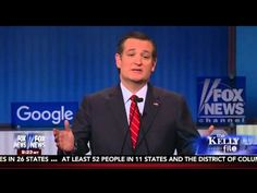 Ted Cruz on the Kelly File After the #GOPDebate - YouTube