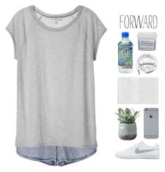 """""""move forward"""" by intanology ❤ liked on Polyvore"""