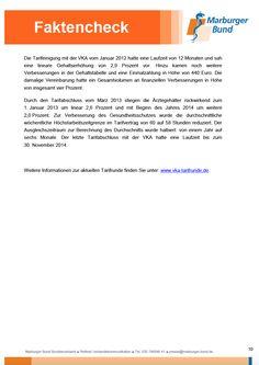 Faktencheck: VKA-Tarifrunde 2014/2015 - Seite 10