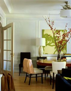 Jean-Michel Frank Interiors | posted by bold pops of forgreat interiors jean michel frank