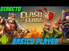 Clash of Clans Gameplay Español | Free to play | Let's play Clash of Cla...