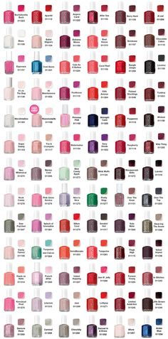 Check out the latest essie nail obsessions, from nail polish collections to nail care products. Discover our new nail polishes, nail colors & nail lacquers. Love Nails, How To Do Nails, Pretty Nails, My Nails, Do It Yourself Nails, Art Beauté, Nail Lacquer, Nail Polishes, Essie Colors