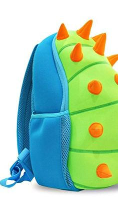 Roar in the New Year with Little Kid s Dinosaur Backpack. School Bags ... 60260bdc1f