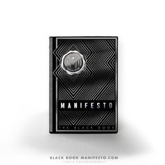 The Black Book Manifesto : A Typographic Deck on Packaging of the World - Creative Package Design Gallery