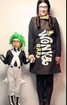 charlie and the chocolate factory fancy dress