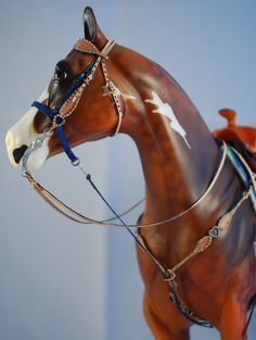 Tackroom | CharArt. This would scare me; look at how fine it is! I would break it for sure!