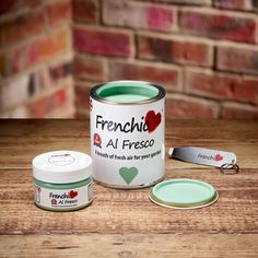 Al Fresco Inside / Outside Range - Frenchic Furniture Paint Painted Outdoor Furniture, Indoor Outdoor Furniture, White Furniture, Garden Furniture, Painted Upvc Door, Fresco, Indoor Paint, Parma Violets, City Slickers
