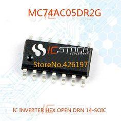 Дешевое Mc74ac05dr2g IC инвертор с шестигранным углублением открыть DRN 14 SOIC 30 шт., Купить Качество Интегральные схемы непосредственно из китайских фирмах-поставщиках:  IRFPC60 MOSFET N-CH 600V 16A TO-247AC 1pcsUS $ 11.80/pieceIRFIBC40GLC MOSFET N-CH 600V 3.5A TO220FP 1pcsUS $ 6.27/piece