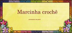 Marcinha crochet= crochet dresses