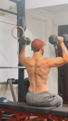Fitness Workouts, Abs And Cardio Workout, Gym Workouts For Men, Gym Workout Videos, Weight Training Workouts, Gym Workout For Beginners, Biceps Workout, Arm Workout Men, Gym Video
