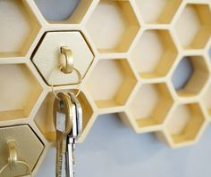 Honey repenser la boite à clefs