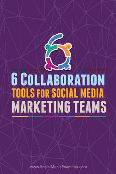 tools to collaborate with social media team