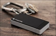 Keyring i-phone charger. Perfect gift for anyone with an i-phone. Can be used to charge an i-pod too.