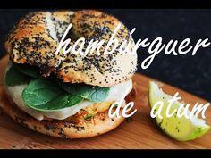 Hambúrguer De Atum Anabólico | *Joana Banana*