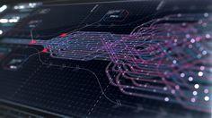 Mercedes Vision Van GUI on Behance