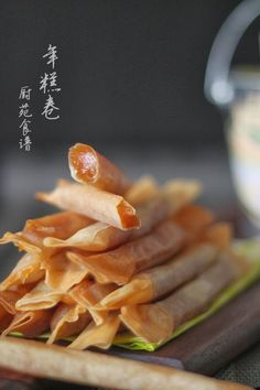 Find out Exactly how to make Chinese Food Dessert Chinese New Year Cookies, Chinese New Year Food, New Years Cookies, Asian Snacks, Asian Desserts, Asian Recipes, Chinese Desserts, Dessert Dishes, Dessert Recipes