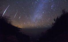 Chuva de meteoros Oriônidas poderá ser vista em todo Brasil nesta sexta-feira