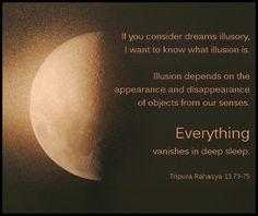 Tripura Rahasya 13.73 #yoga #advaita #vedanta #tantra