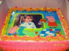 η υπέροχη τούρτα μας!!