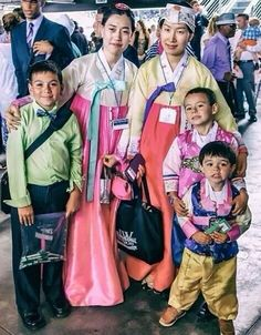 Some of our Korean friends attending the International Convention 2014.