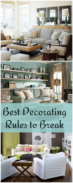 The Best Decorating