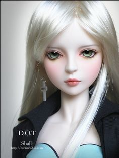 Girl BJD Doll 1/3 58CM BJD Doll Dollfie / 100% Custom-made / Free Make-up + Free Clothes by softgege [並行輸入品]