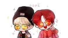 BTS RUN EP29 Fanart✌                           #SOPE~♥~
