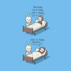Sleep is life