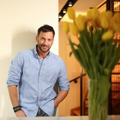 Craig Parker....this man is like the finest of wines, fantastic  to begin with but oh my, so much more with age...