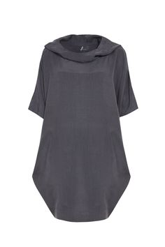 Jarosław Ewert, jarosław e w e r t classic, aw2015, grey tunic with hood. To download high or low resolution product…