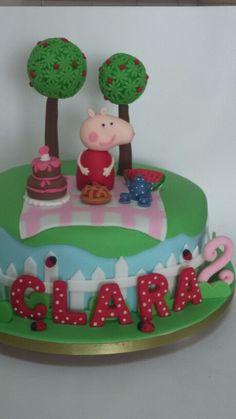 Pepa cake