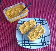 Paté de Zanahoria y Nueces