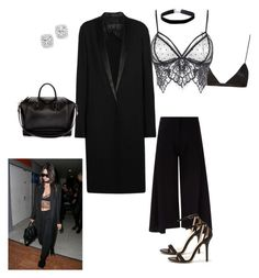 """""""Untitled #137"""" by bella7112 ❤ liked on Polyvore featuring NYX, Victoria, Victoria Beckham, Haider Ackermann, Wild Diva, Bloomingdale's, Givenchy and Miss Selfridge"""