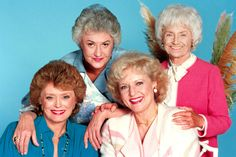 Golden Girls: Rediscovering the Crone   The Blue Review