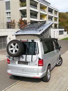 VW T5 California 2.0 TDI Comfortline 4Motion, Occasion, Diesel, 106'000 km, CHF 49'900.-