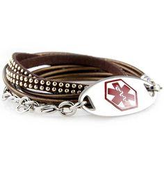 Morgan Medical ID Bracelet | Lauren's Hope