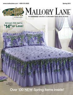 Spring 2013 Mallory Lane