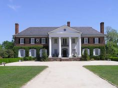 The North and the South mini series with Patrick Swayze was filmed here.   Boone Hall Plantation, South Carolina
