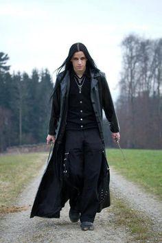 (4) gothic boy | Tumblr