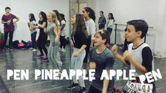 #PenPineappleApplePen esta es nuestra versión!