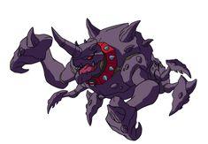 Ben 10, Crabdozer is a Nemetrix alien and is the predator of Pyronites.