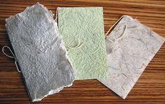 Cómo hacer papel reciclado y ecológico. Completo Tutorial | Noticias de ecologia y medio ambiente