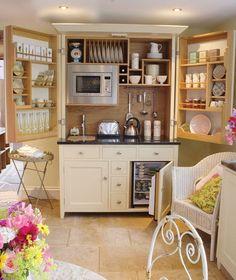 Culshaw Kitchenettes: Furniture for Tiny Houses Again, B-e-a- U-tiful.....