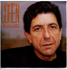 """""""LEONARD COHEN performing """"hallelujah"""" on this 1-sided vinyl single record from Spain 1984."""" This is an single offered on eBay. Seller is calypsocollections."""