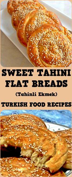 Chef Recipes, Bread Recipes, Sweet Recipes, Turkish Recipes, Italian Recipes, Ethnic Recipes, Turkish Pastry Recipe, Armenian Recipes, Turkish Flat Bread