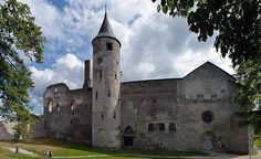 Haapsalu Castle (also Haapsalu Episcopal Castle, Estonian: Haapsalu piiskopilinnus) is a castle with cathedral in Haapsalu, Estonia, founded in the thirteenth c... Get more information about the Haapsalu Castle on Hostelman.com #attraction #Estonia #landmark #museum #travel #destinations #tips #packing #ideas #budget #trips