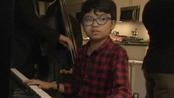 11-Year-Old Jazz Prodigy Wows the Pros | NBC New York