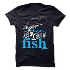 Fishing T-Shirts, Hoodies. ADD TO CART ==► https://www.sunfrog.com/LifeStyle/Fishing-9413767-Guys.html?id=41382