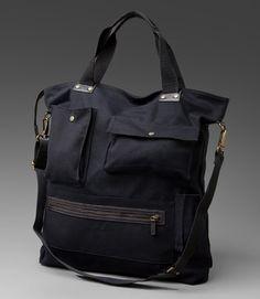 Travel/urban multi-pocket bag (awesome site for bag fanciers)